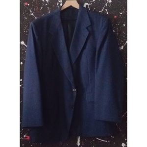 Farah | vintage navy blue blazer NWOT